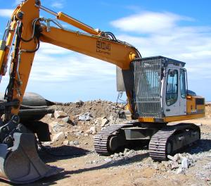 Crawler excavator Liebherr R 904 С
