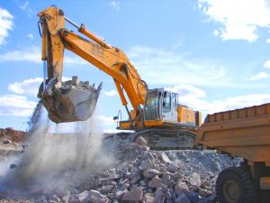 Crawler excavator Liebherr R 964 B Litronic